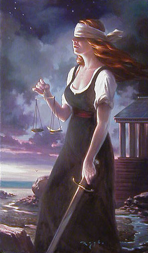 Oil painters journal painting blind view a larger image of blind justice fandeluxe PDF