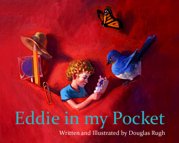 Eddie in my Pocket, an eBook picture book by Doug Rugh
